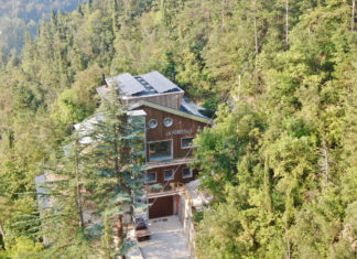 Forestale Luxury Ecolodge