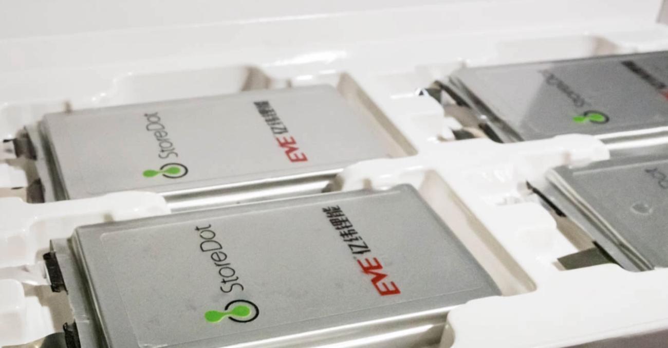 Ricarica batterie al litio