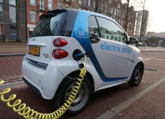 Autonomia dei veicoli elettrici