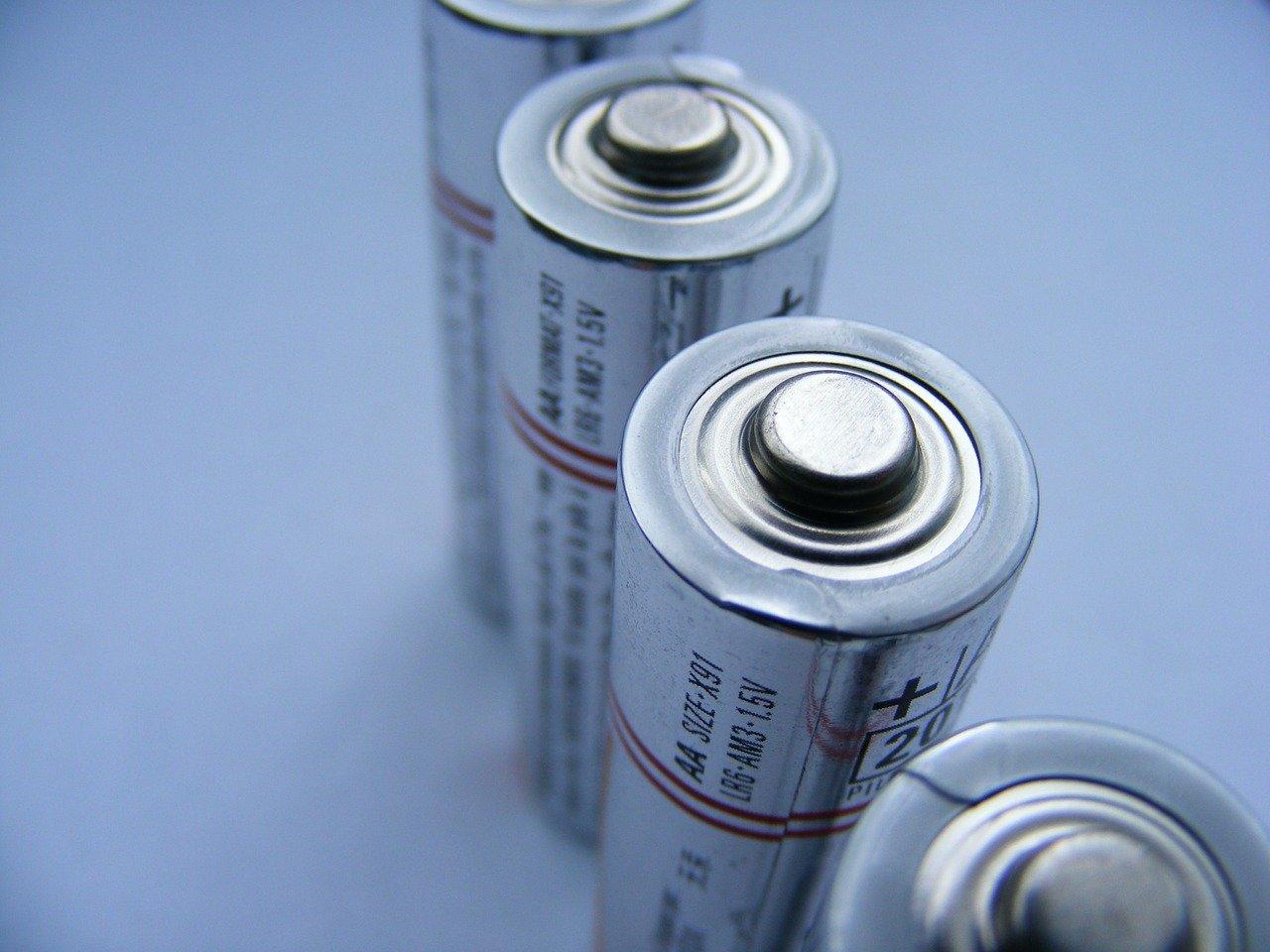 batterie zinco-aria