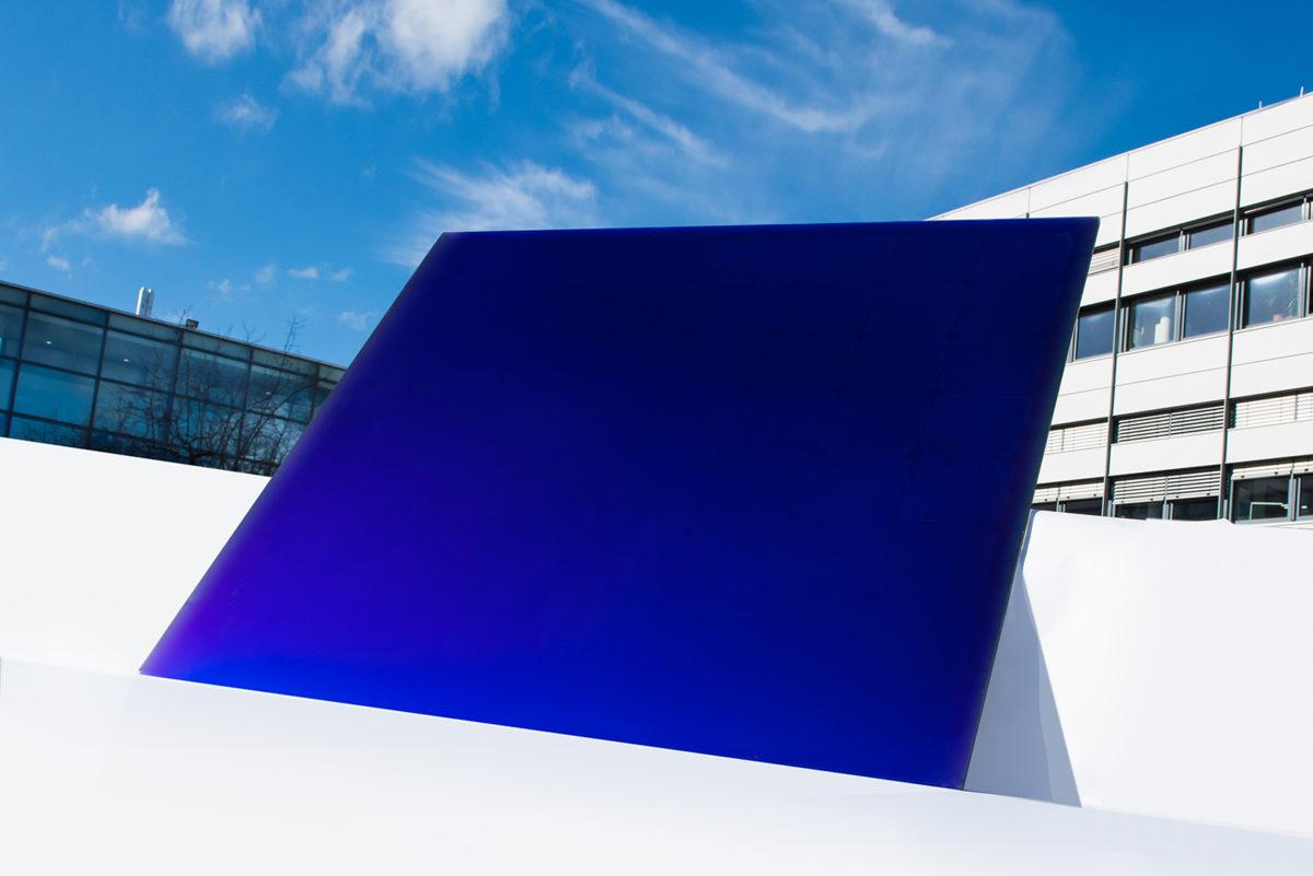 fotovoltaico colorato