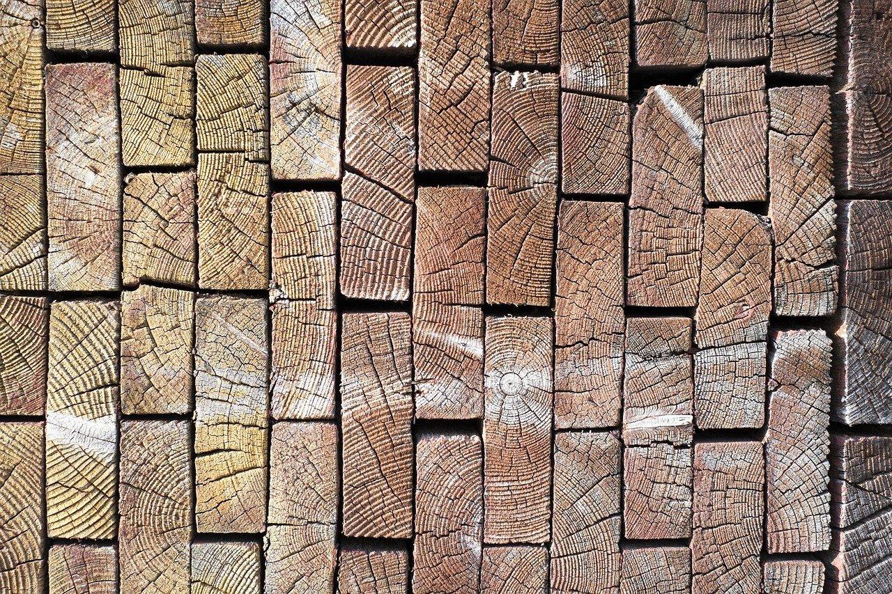 legno riciclato