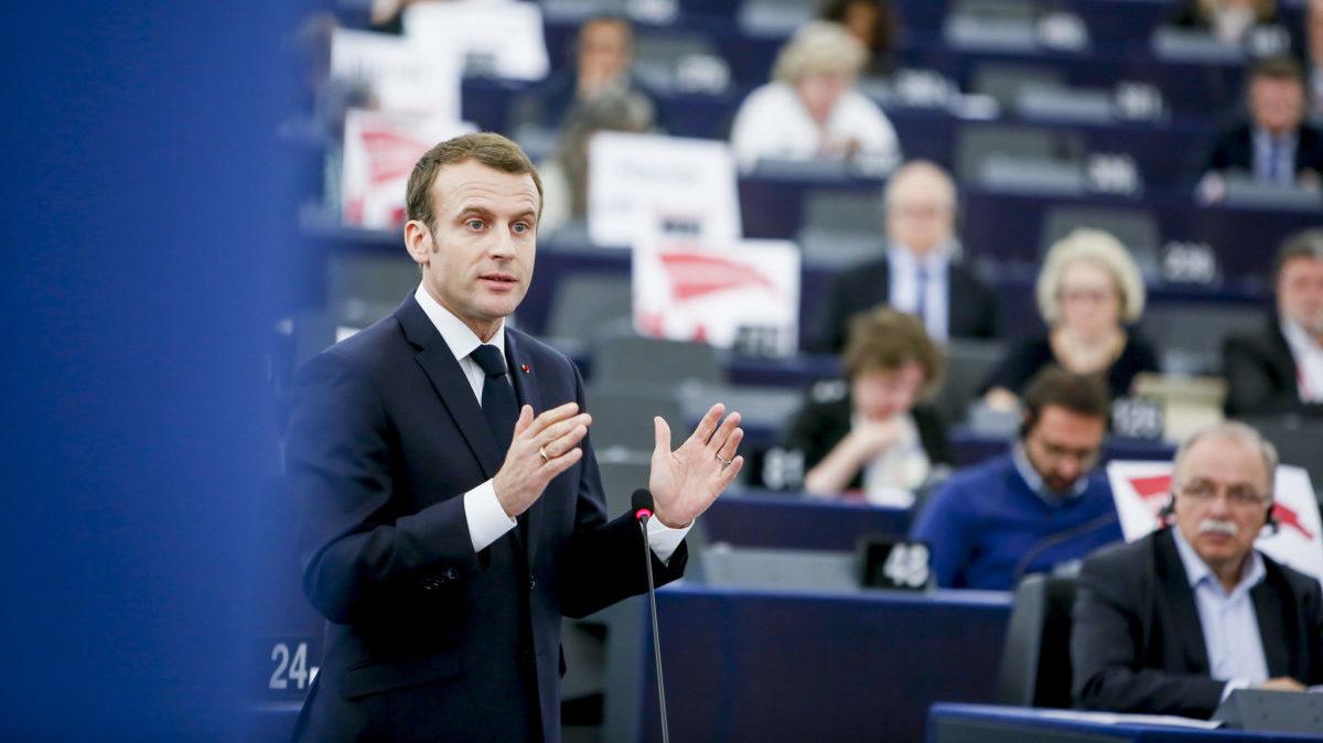 Clima: mezza Francia sul piede di guerra contro Macron