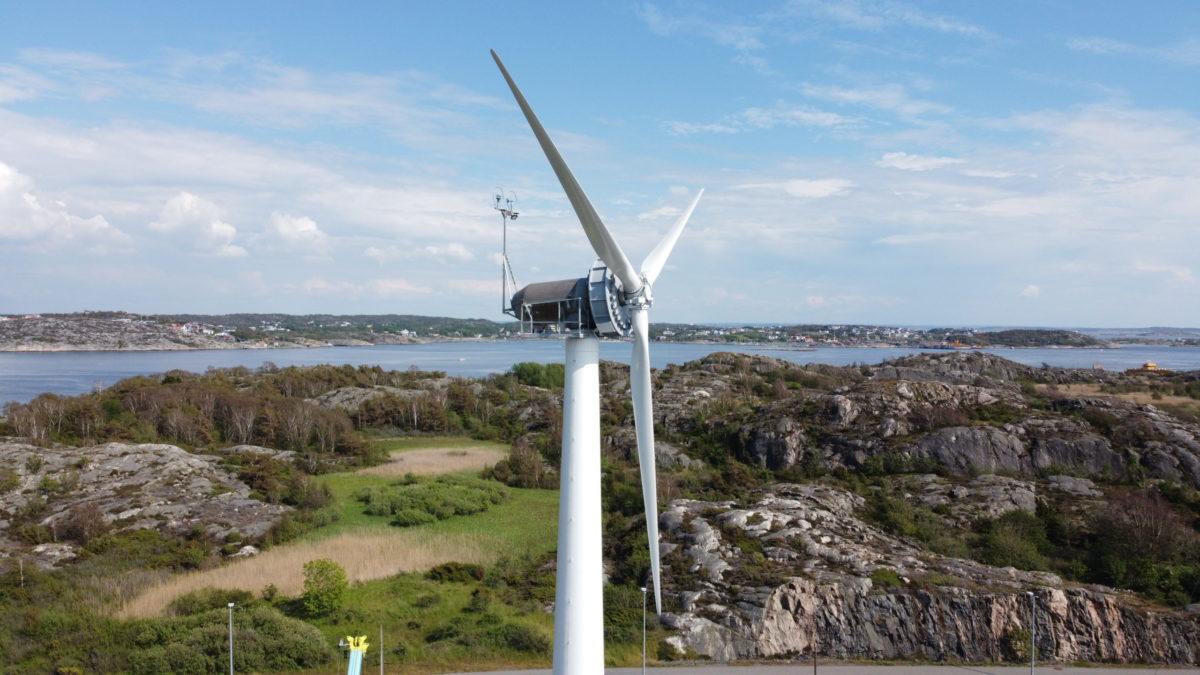 Turbine eoliche in legno