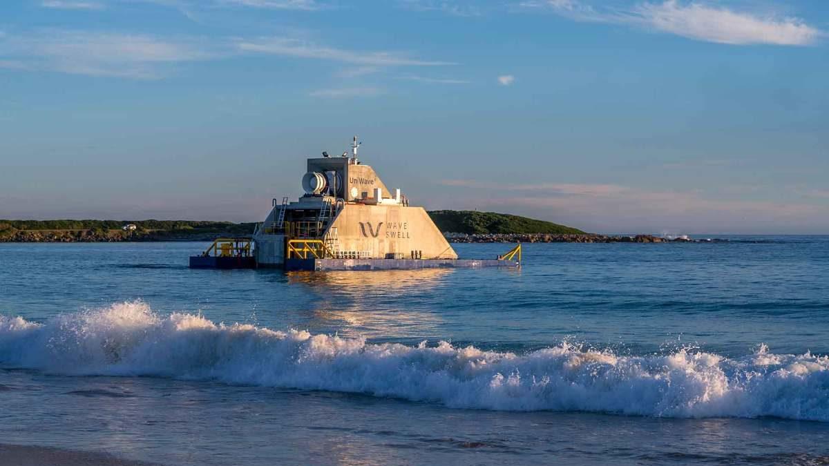 Energia dalle onde, in Tasmania parte il progetto pilota di Wave Swell