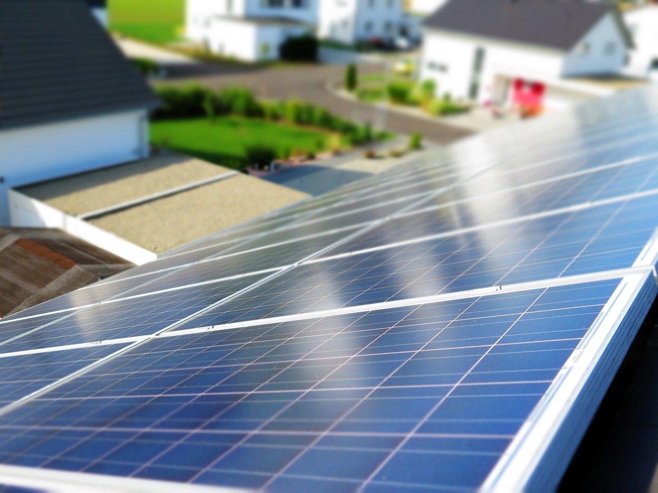 Sostituzione dei moduli fotovoltaici