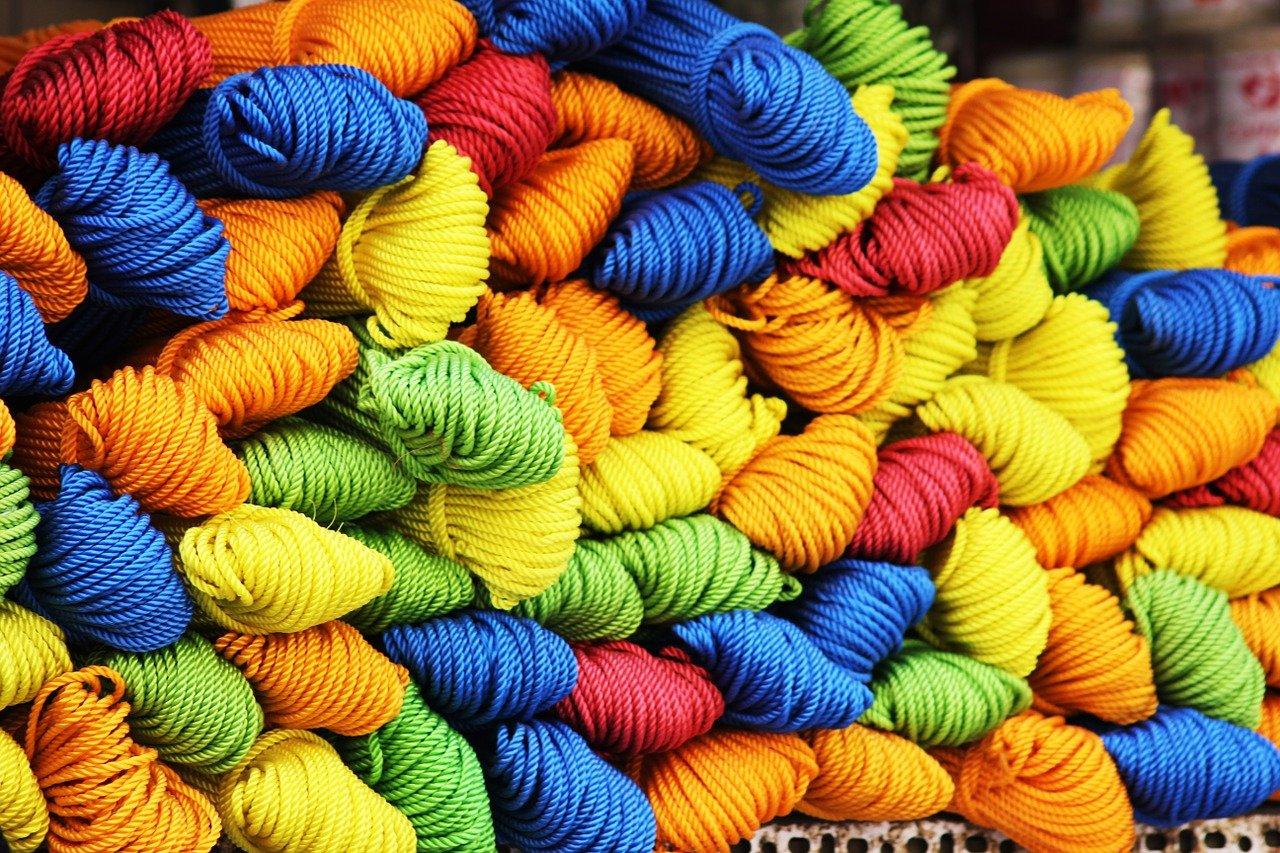scarti della lana