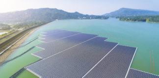 parchi solari galleggianti