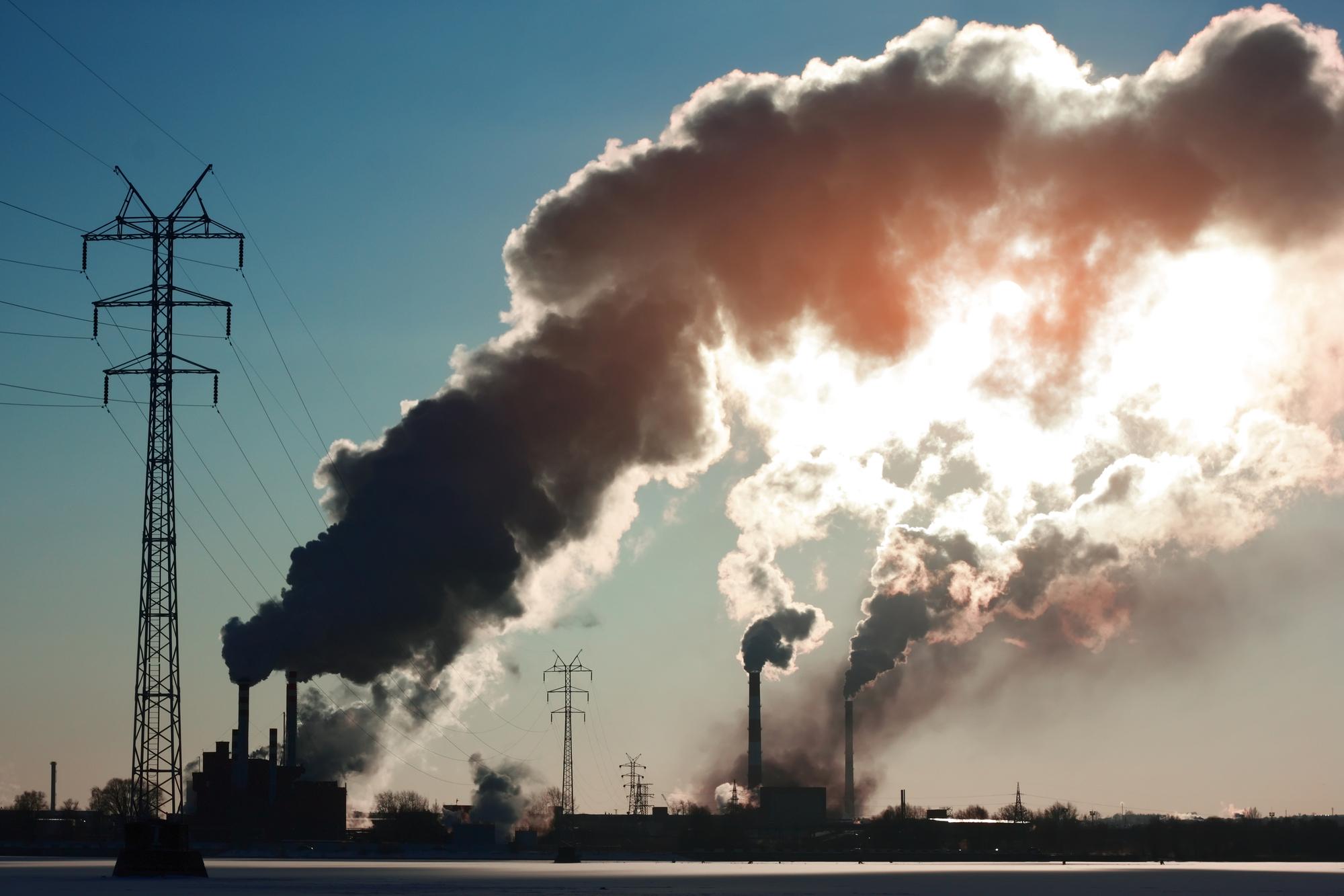 cattura della CO2