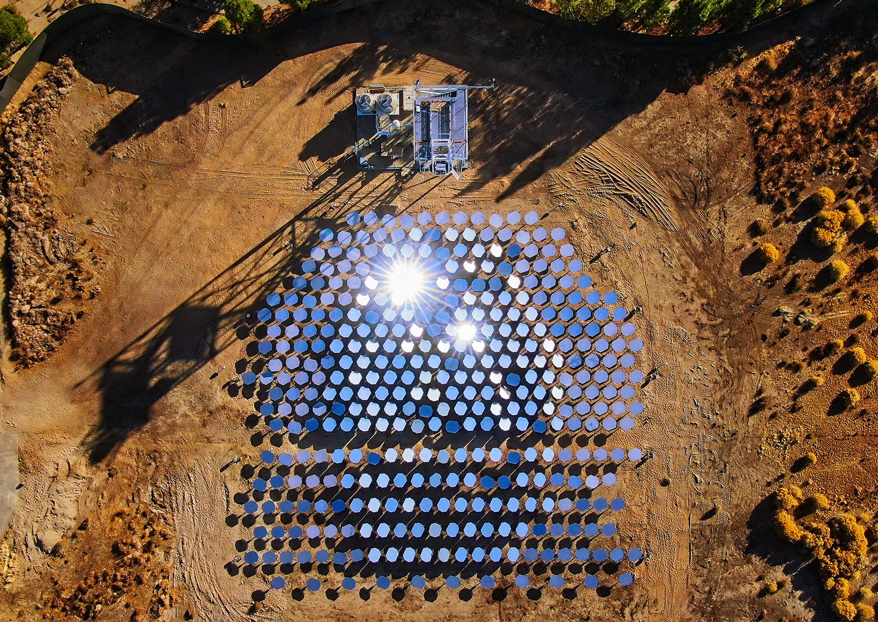 raffineria solare
