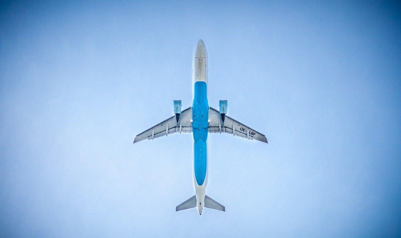 Riduzione della CO2 degli aerei