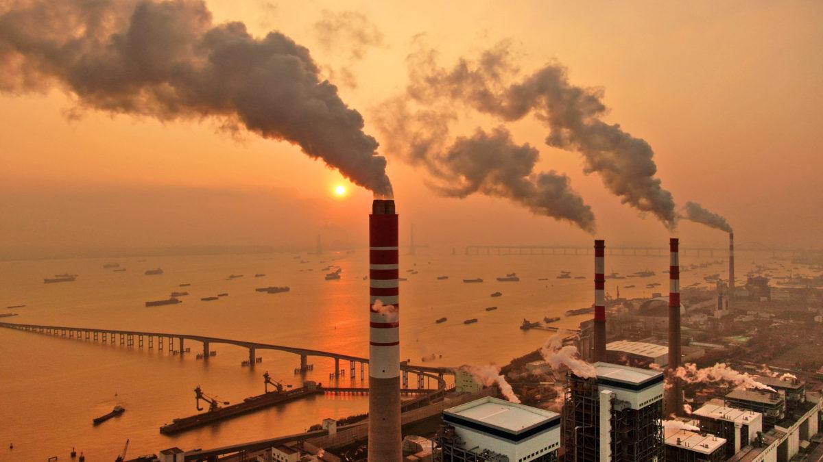 Carbone: la Cina deve fissare il phase out al 2045