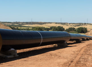Gas naturale: l'Europa sta espandendo la capacità di import del 35%