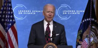 Leaders Summit on climate biden