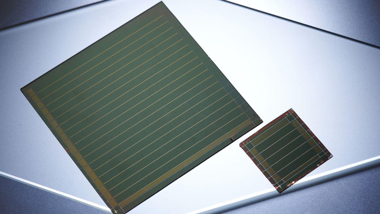Moduli solari in perovskite