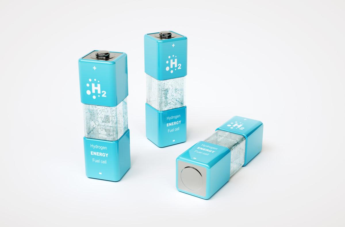 batteria di flusso idrogeno