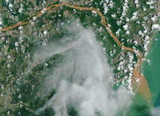 Disastro ambientale: allarme per una diga di contenimento di Vale