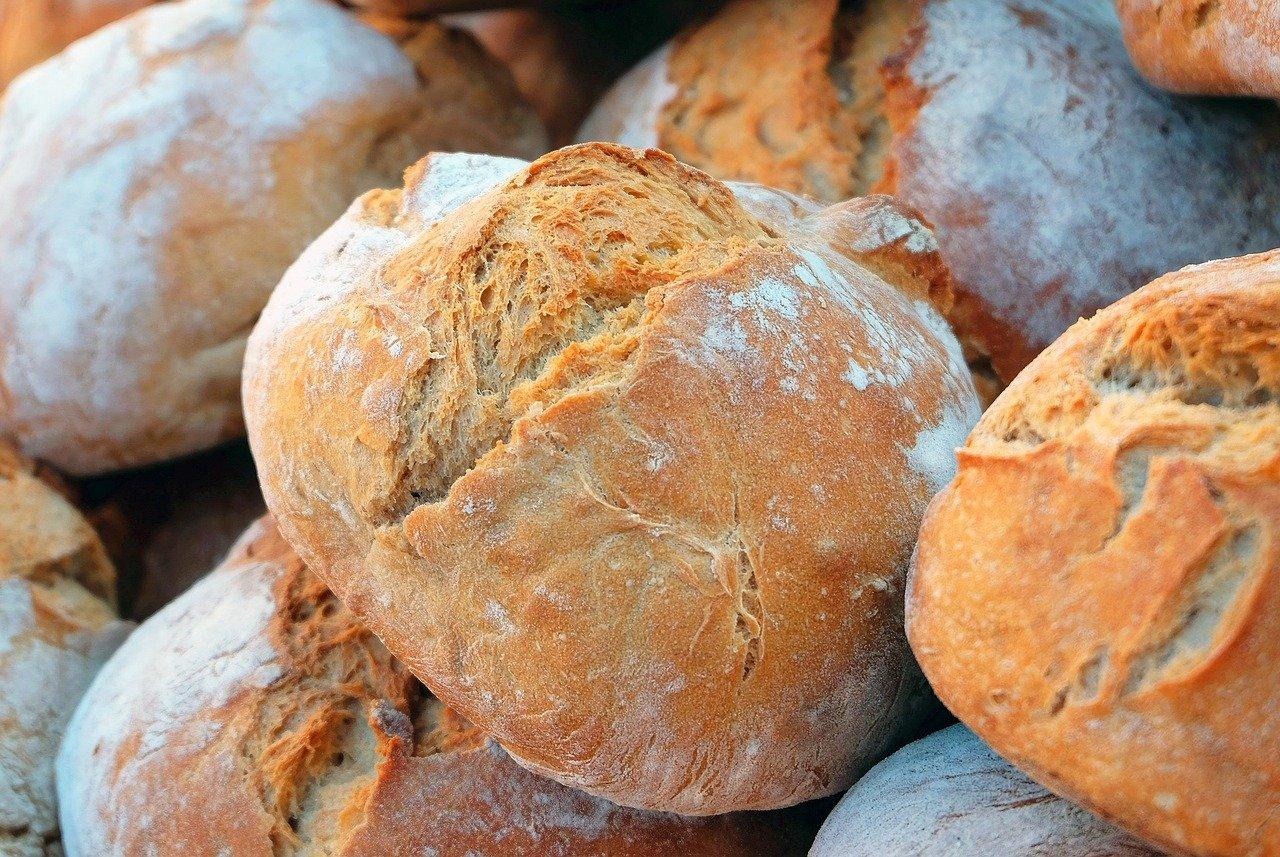 egitto pane