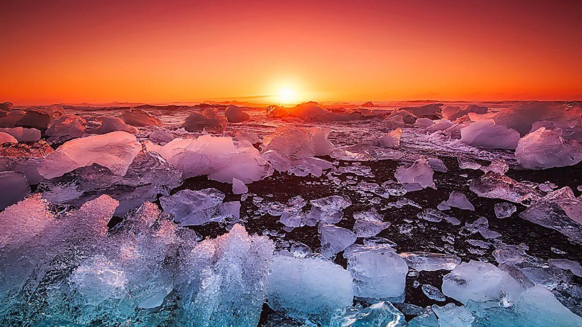 Estate artica: temperature di nuovo sopra la media nel 2021