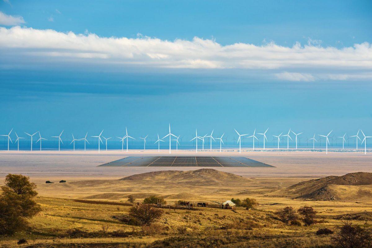 idrogeno verde kazakistan