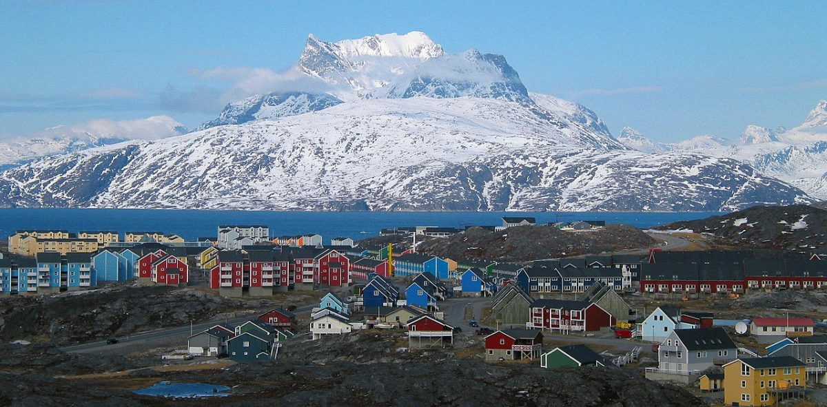 Trivelle in Groenlandia: l'isola rinuncia al petrolio