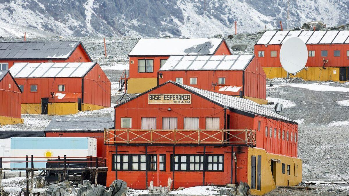 Record di caldo in Antartide: toccati i 18,3°C