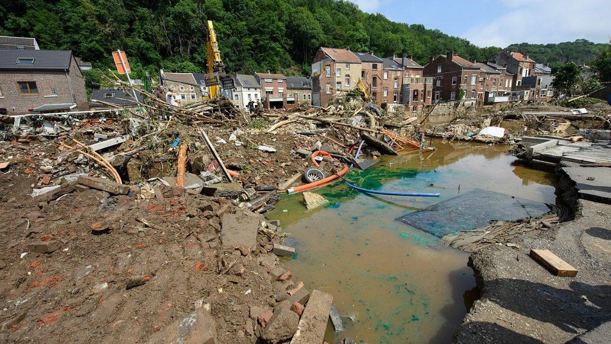 Alluvione in Germania e Nord Europa: il ruolo del cambiamento climatico