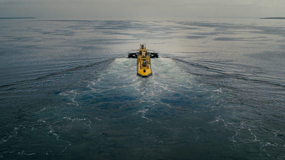 turbina marina