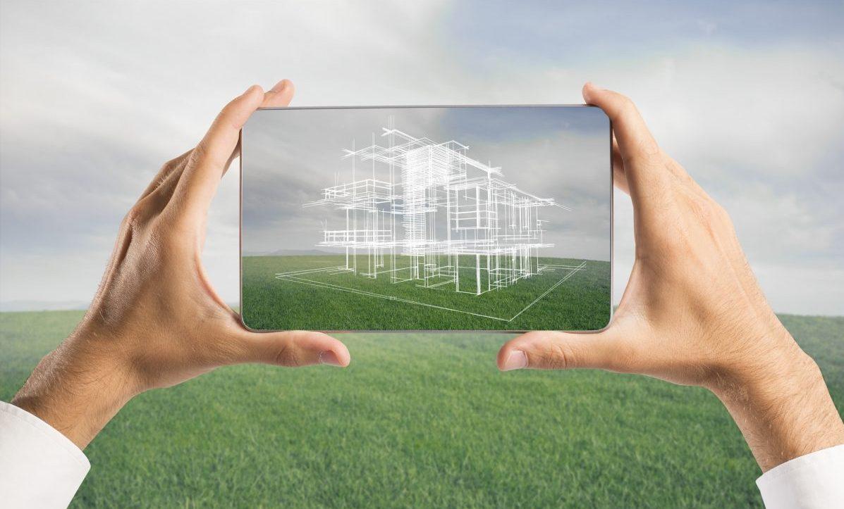 casa sostenibile del futuro