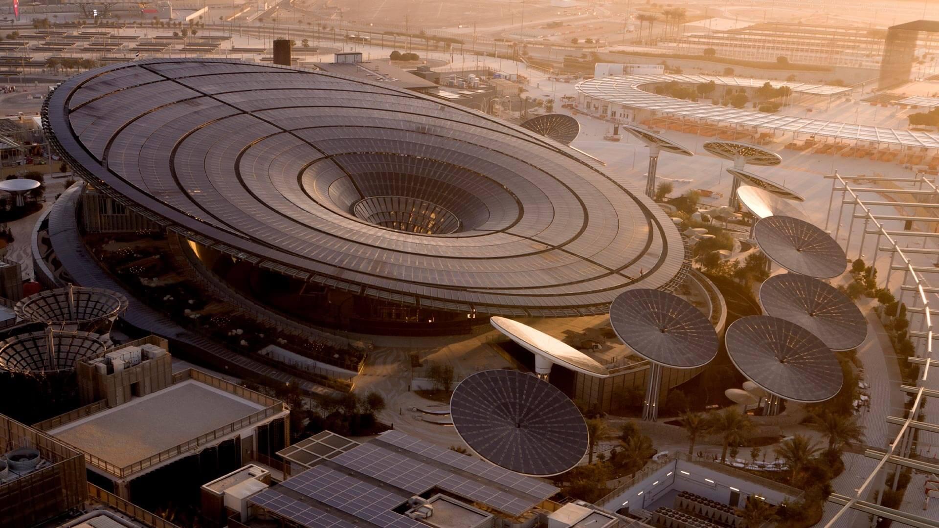 Terra Padilione Sostenibilità - credits: Grimshaw Architects