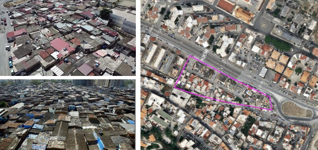 Risanamento quartiere degradato a Messina - credits: Ing.Vito Leotta