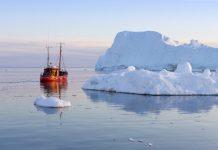 calotta glaciale della Groenlandia