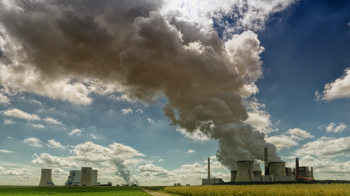 Inquinamento atmosferico: The State Of Global Air Quality Funding 2021