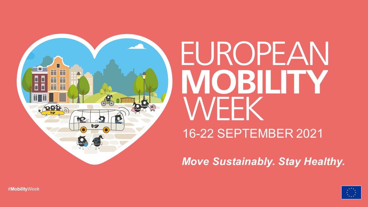 Settimana europea della mobilità sostenibile 2021