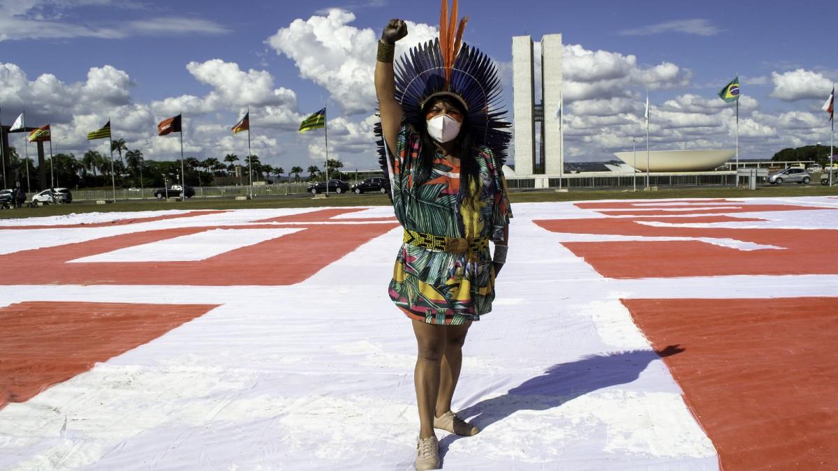 Tutela ambientale: le comunità indigene del Brasile spaventano la Corte suprema