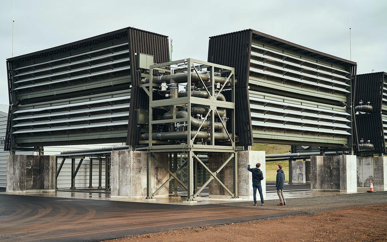 impianto cattura CO2