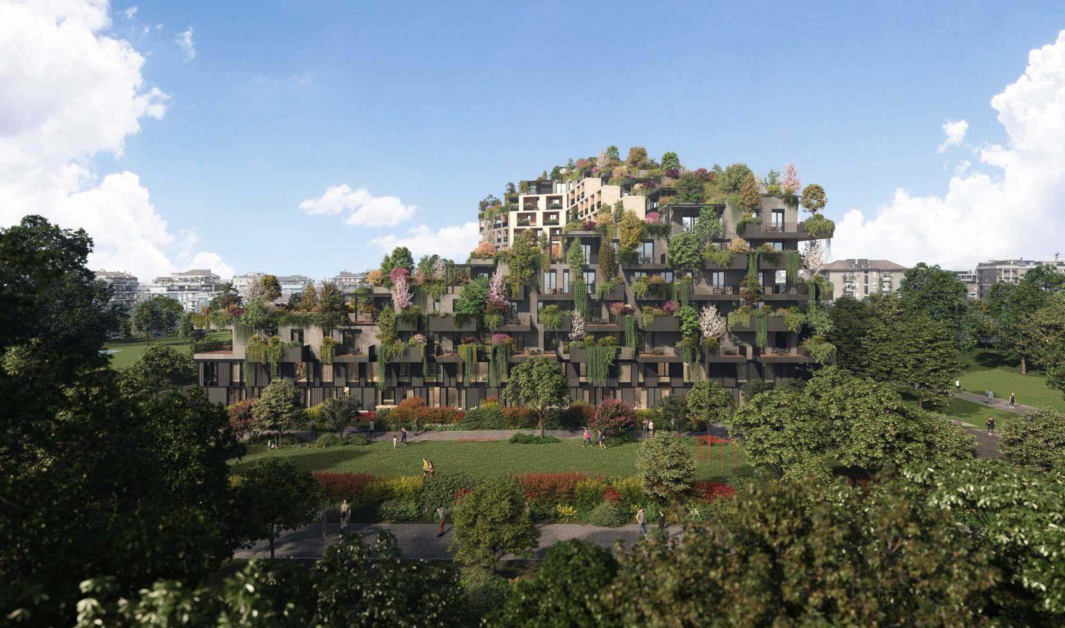 Bosconavigli,credit Stefano Boeri Architetti