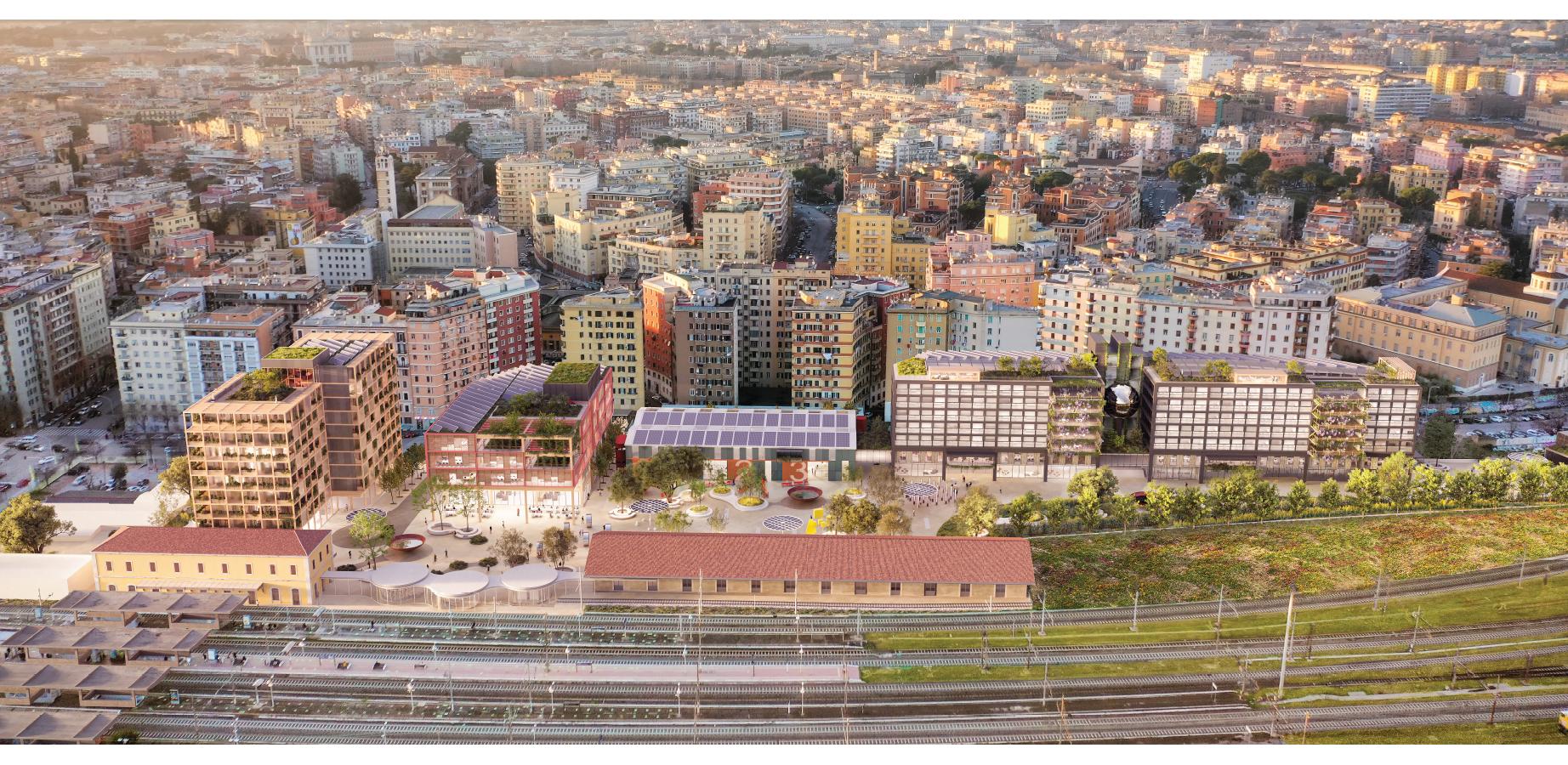 Campo Urbano - credit Fresia RE Spa