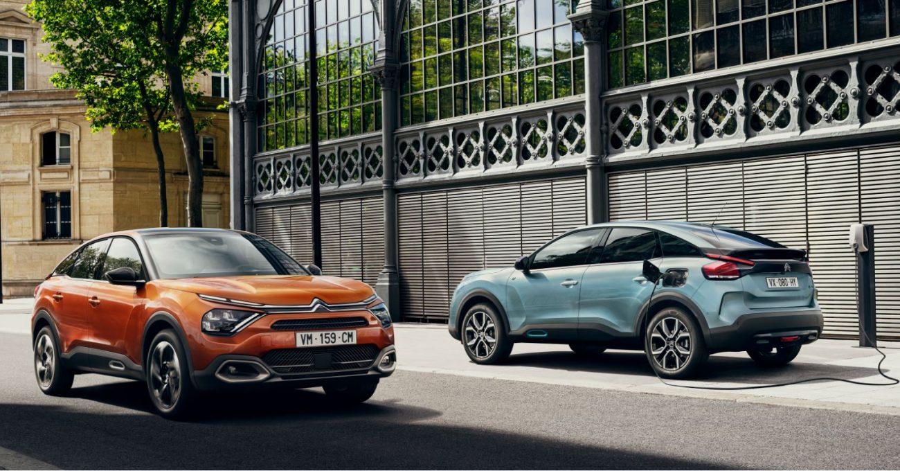 Citroën auto elettriche