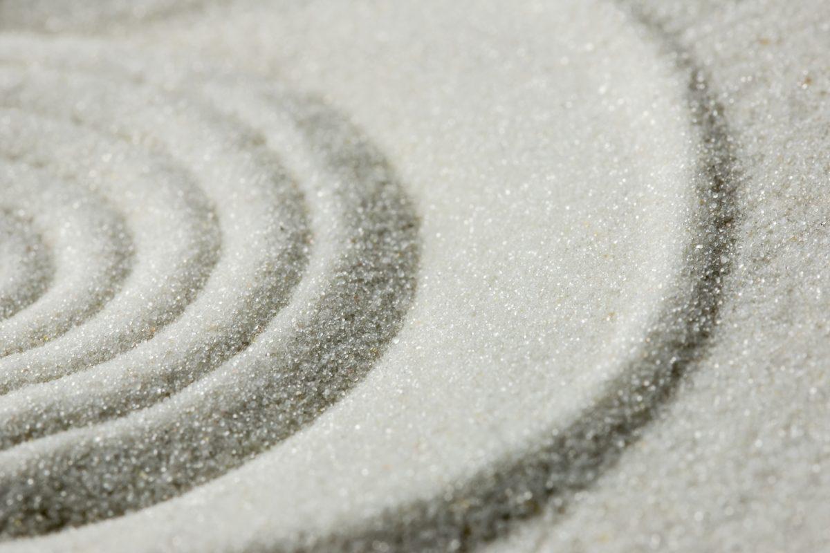 accumulo di energia nella sabbia