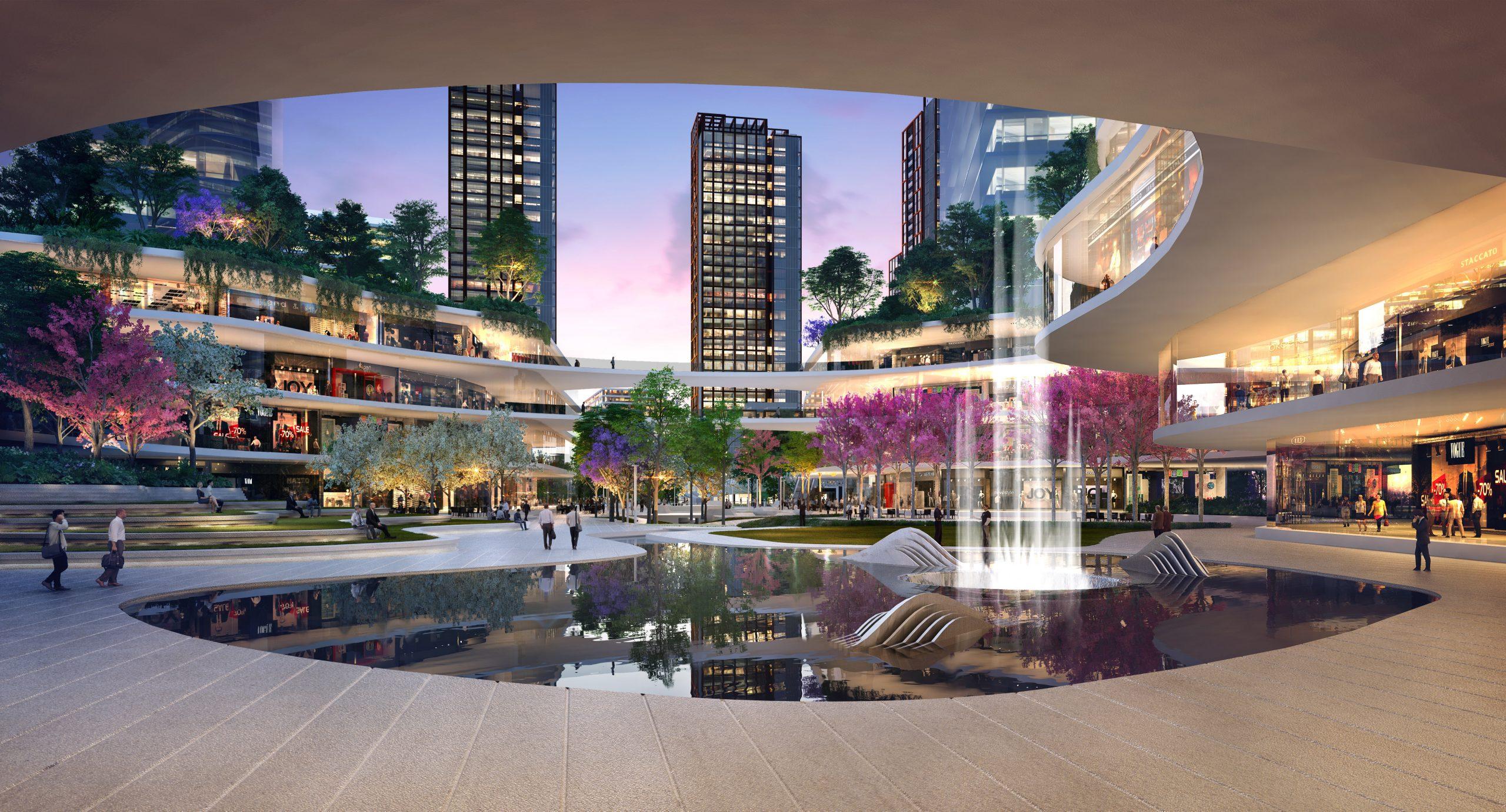 Empire City  - credit L49 Architects