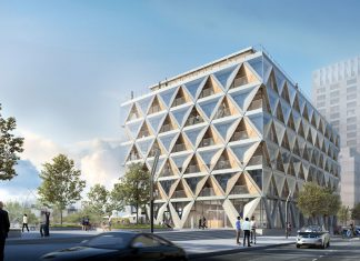 The Cradle credit render Hpp Architects