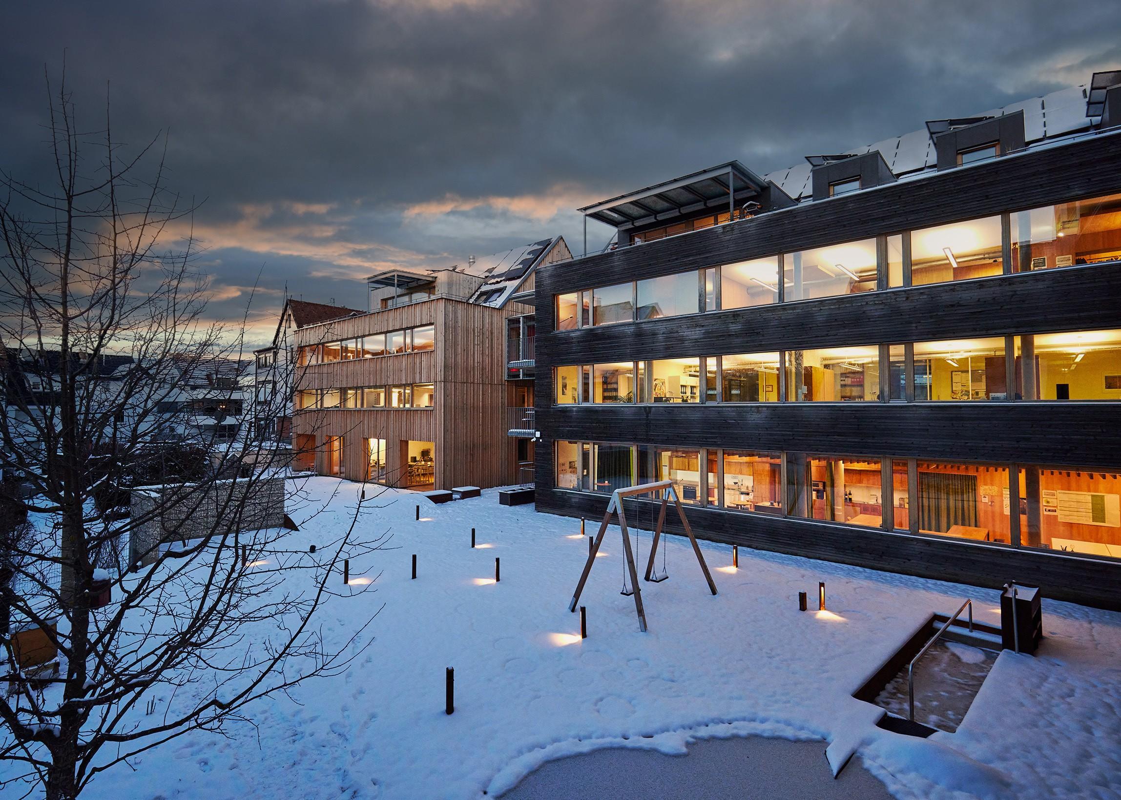Germania - Extension Eisbärhaus, New Building Component C