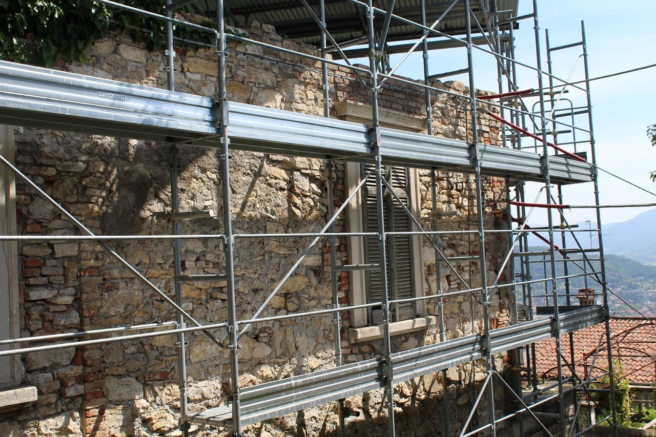 Ristrutturazione edilizia