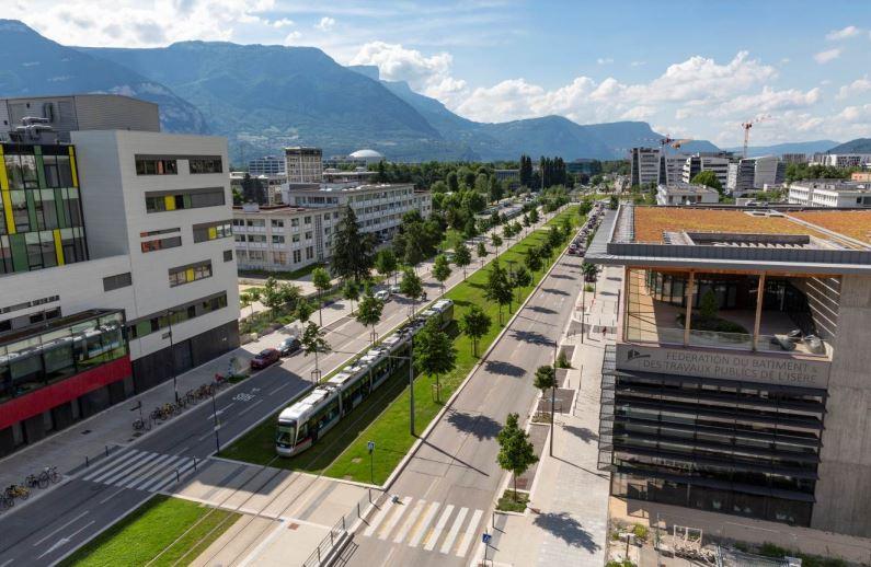 Grenoble mobilità