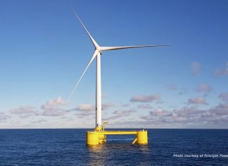 eolico marino galleggiante