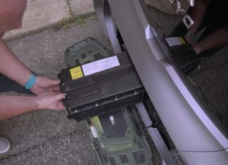 battery swapping