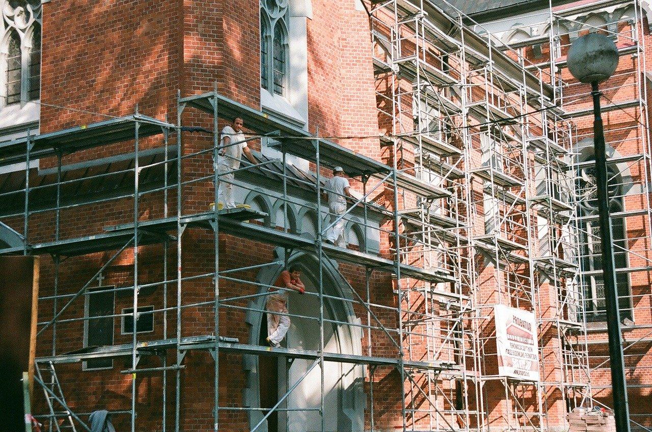 Ristrutturazione edilizia - Foto di PublicDomainPictures da Pixabay