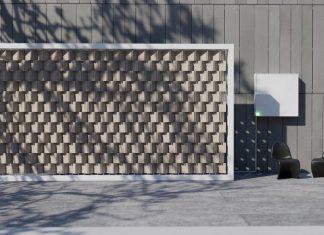 Mini-eolico da parete